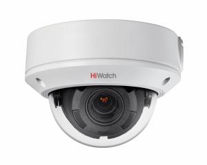 Купольная видеокамера HiWatch