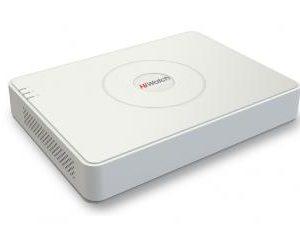 4-канальный IP-регистратор DS-N208P(B)